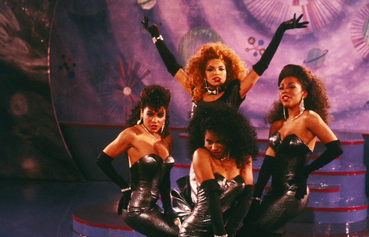 Just thought abt the gamma rays from School Daze. They kind of had