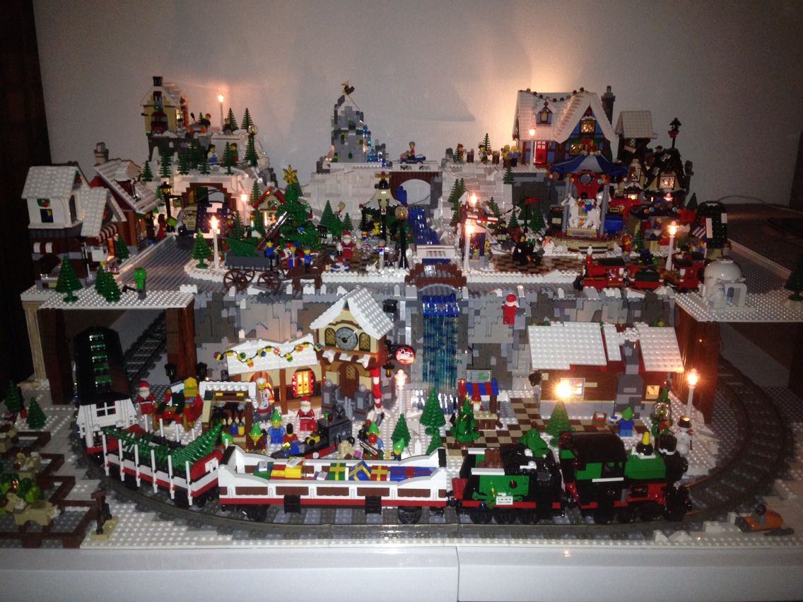 lego winter village lego pinterest lego lego. Black Bedroom Furniture Sets. Home Design Ideas