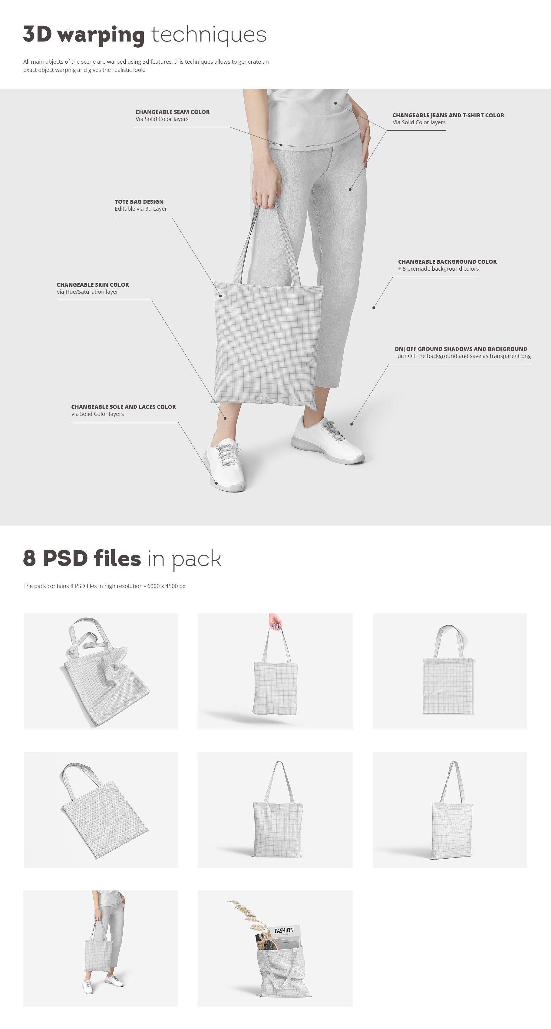 Download Tote Bag Mockup Bag Mockup Tote Bag Printed Tote Bags