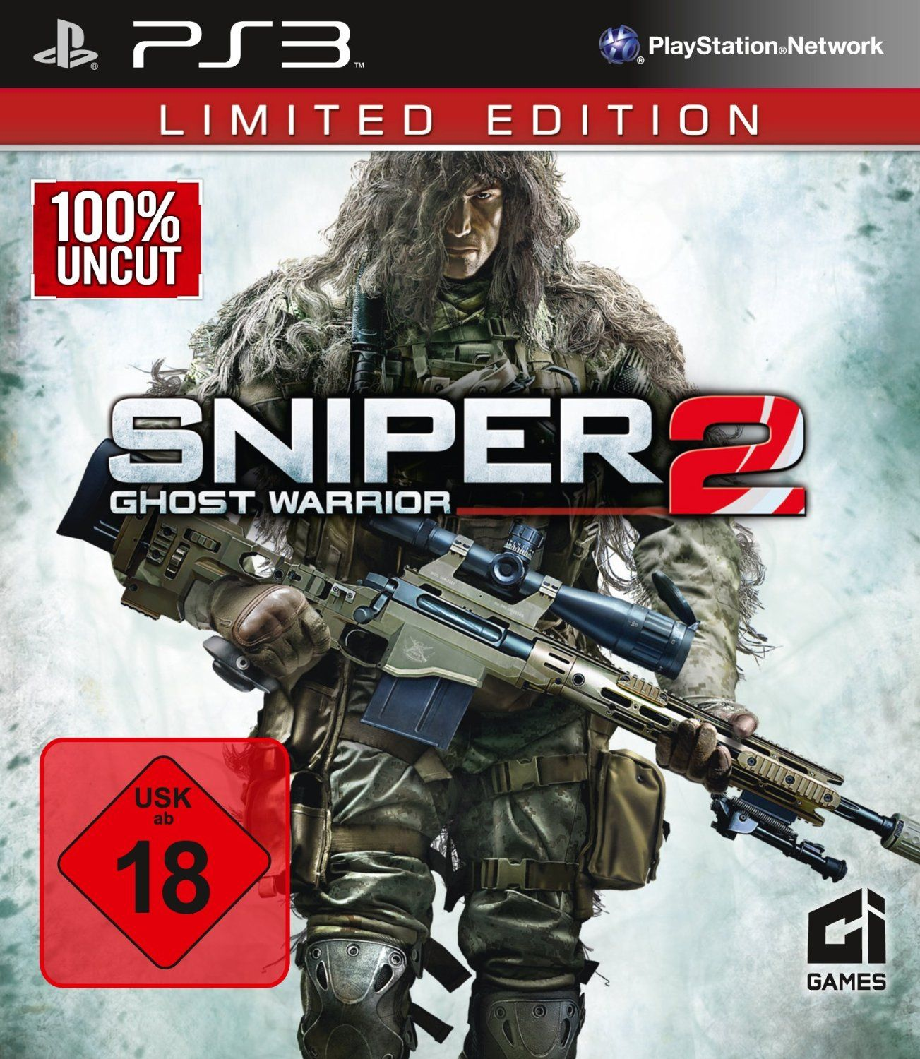 Sniper Ghost Warrior 2 Limited Edition 100 Uncut Playstation 3 Amazon De Games Sniper Ghost Warrior 2 Jogos Ps3 Jogos Eletronicos