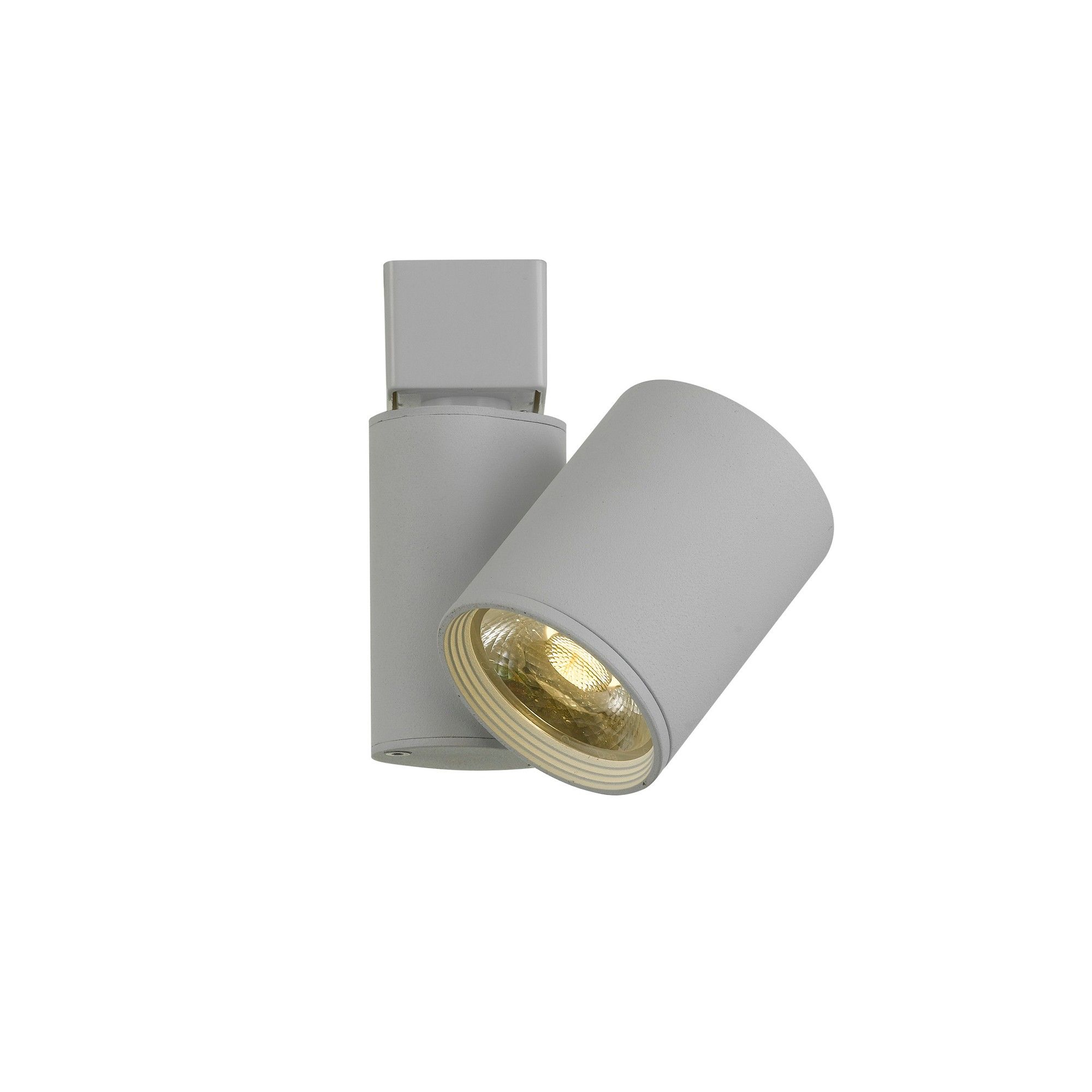 Integrated Led Track Fixture White 12 8 X10 Ceiling Lights