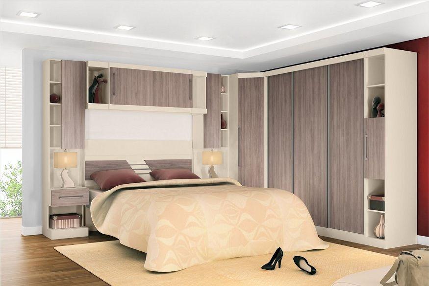 modelos guarda roupas quarto pequeno casal dormitorio