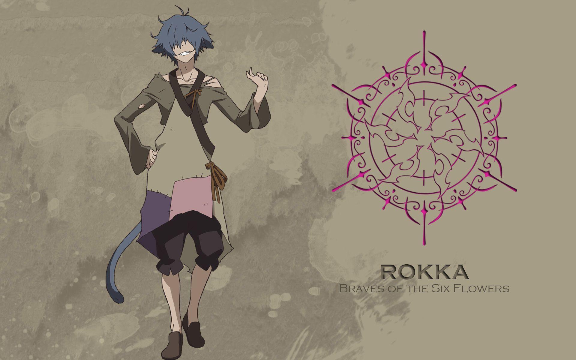 Anime Rokka Braves Of The Six Flowers Hans Humpty Wallpaper