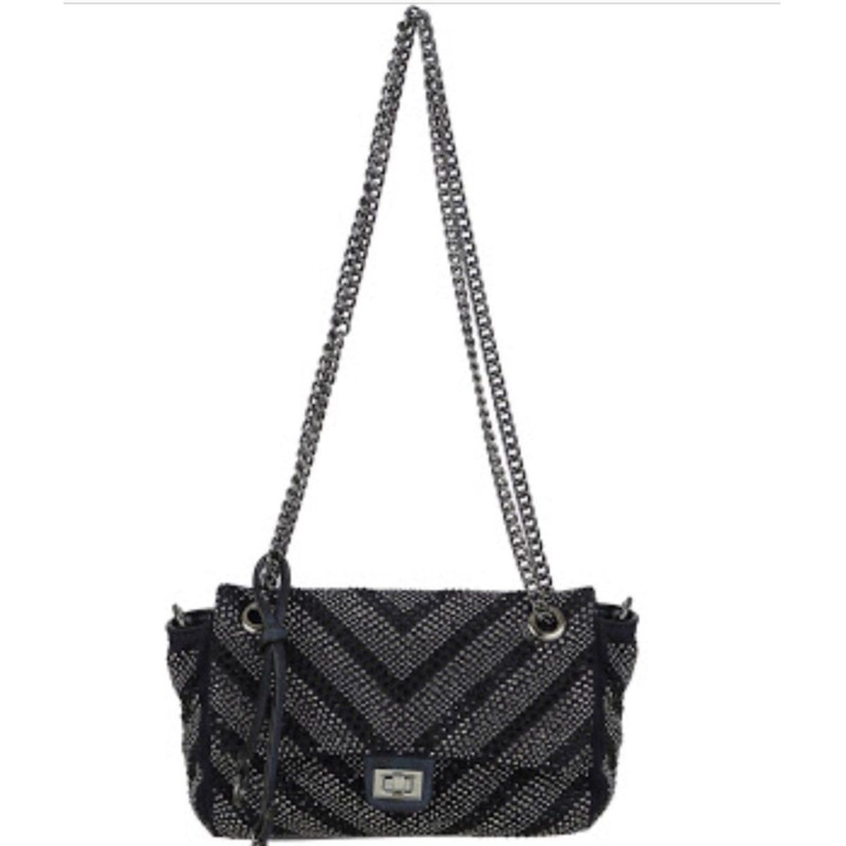 Black Glamour Bag Purse bolso transversal bolsos baratos bolso de mujer bolso de…