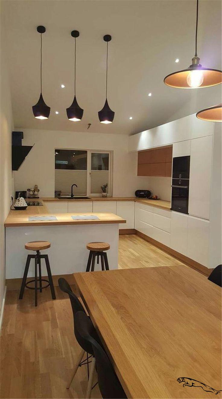 Offene Wohnküche » Moderne Küche in Weißbeton   Küche&Co ...