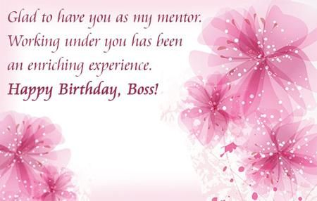 Birthday wishes for your boss to make him feel happy and respected your bosss birthday is an occasion to pay him compliments that make him comfortable confident and happy buzzle enlists some birthday wishes for boss bookmarktalkfo Gallery