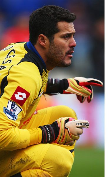 Julio Cesar WILL leave QPR this summer | Soccer Legends ...