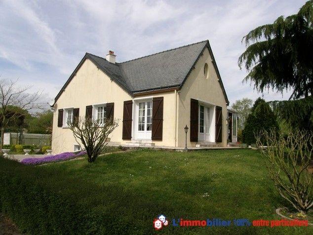 Achat maison à Corzé   Achat maison, Amenagement veranda et Belle maison