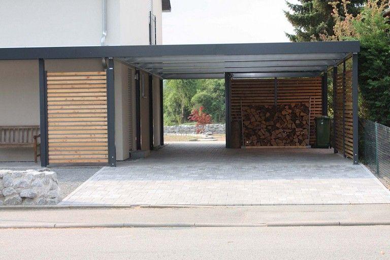 53 Fascinating Modern Carports Garage Designs Ideas Page 52 Of 55 Carport Garage Modern Carport Diy Carport