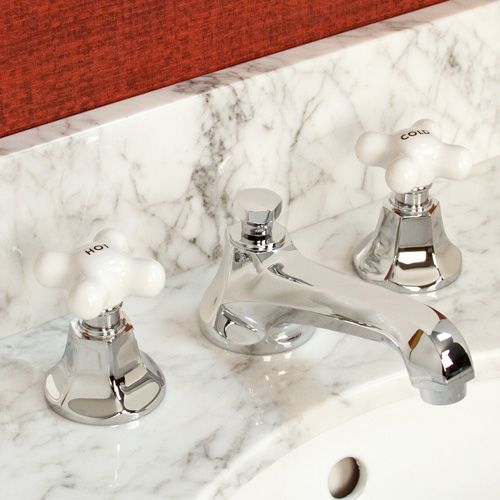 Classic Style With Beautiful Porcelain Cross Handles New York