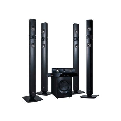 Looking at LG 1200W 5 1 Channel Smart 3D Blu ray Home Theatre