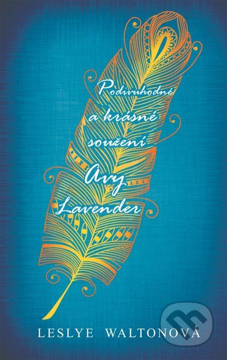 Podivuhodné a krásné soužení Avy Lavenderové    Rodina Rouxova ma posetilou lasku ve vinku, coz nevesti nic dobreho pro jeji nejmladsi clenku, Avu Lavender. Ava – skoro ve vsech ohledech normalni divka – se narodila s kridly...