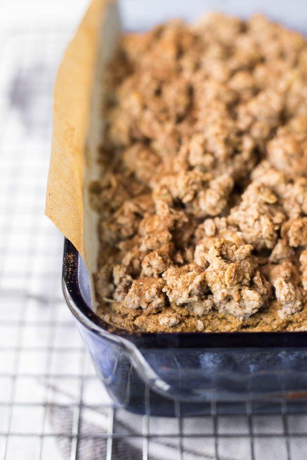 Vegan Pumpkin Coffee Cake | Recipe | Pumpkin coffee cakes ...