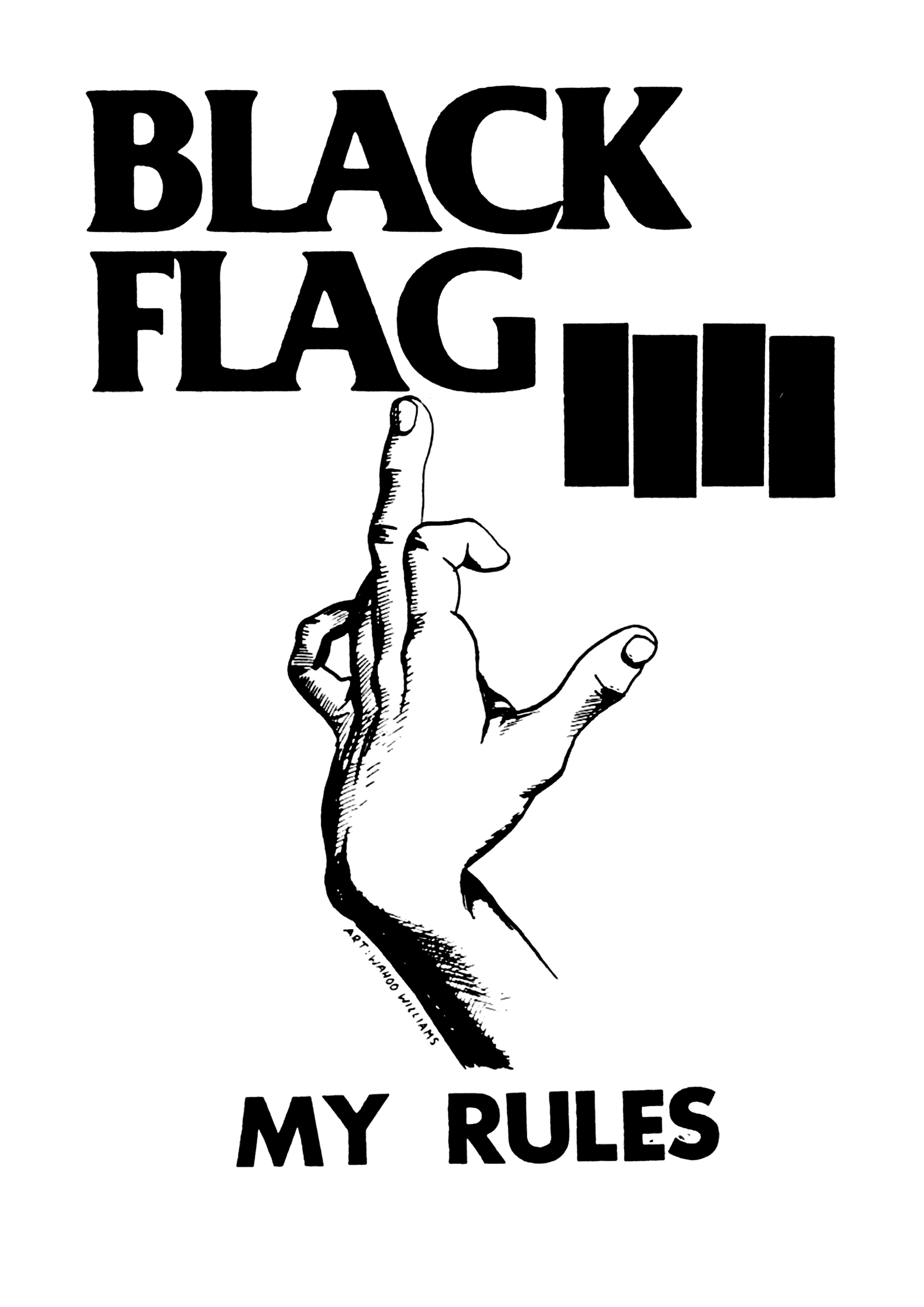 Hd Black Flag Pettibon Posters Punk Poster Rock Band Posters Band Posters