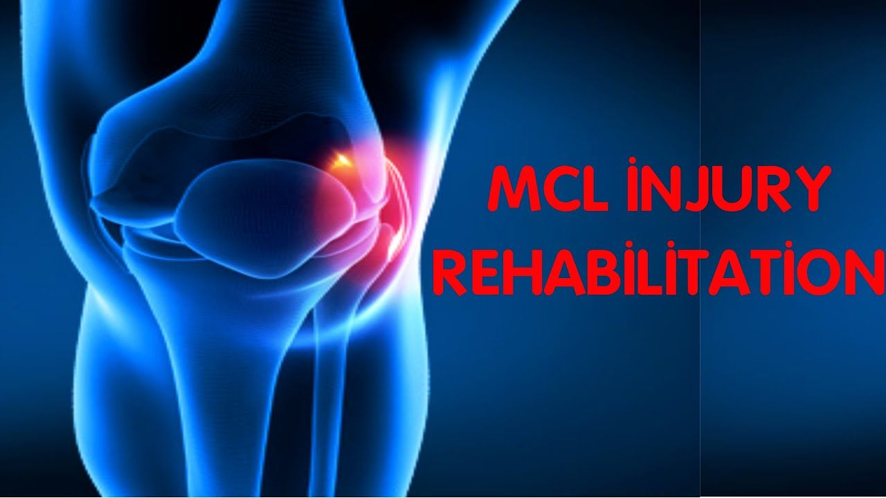 Best exercises for mcl injury rehabalitation youtube in