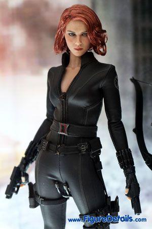 Scarlett johansson avengers hot sorry