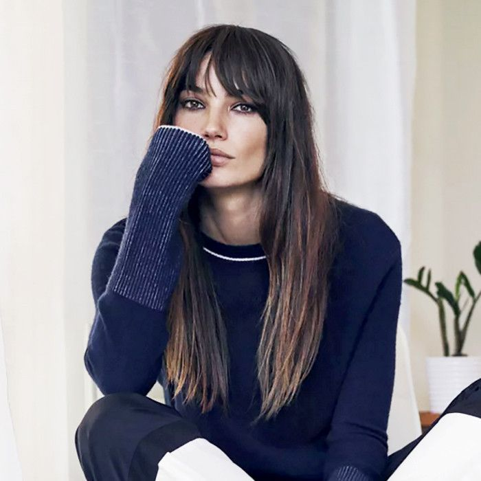 How to Style Bangs Even When You Have Zero Time in the Morning #70shair