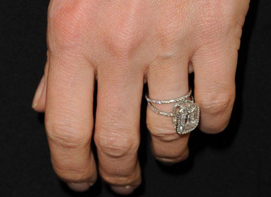 The Truth About Blake Livelys Enormous Engagement Ring
