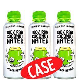 FreshDirect - Harmless Harvest 100% Raw Coconut Water, Case