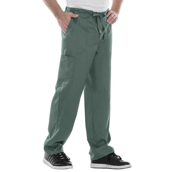 Luxe By Cherokee Men S Fly Front Scrub Pant Scrub Shops