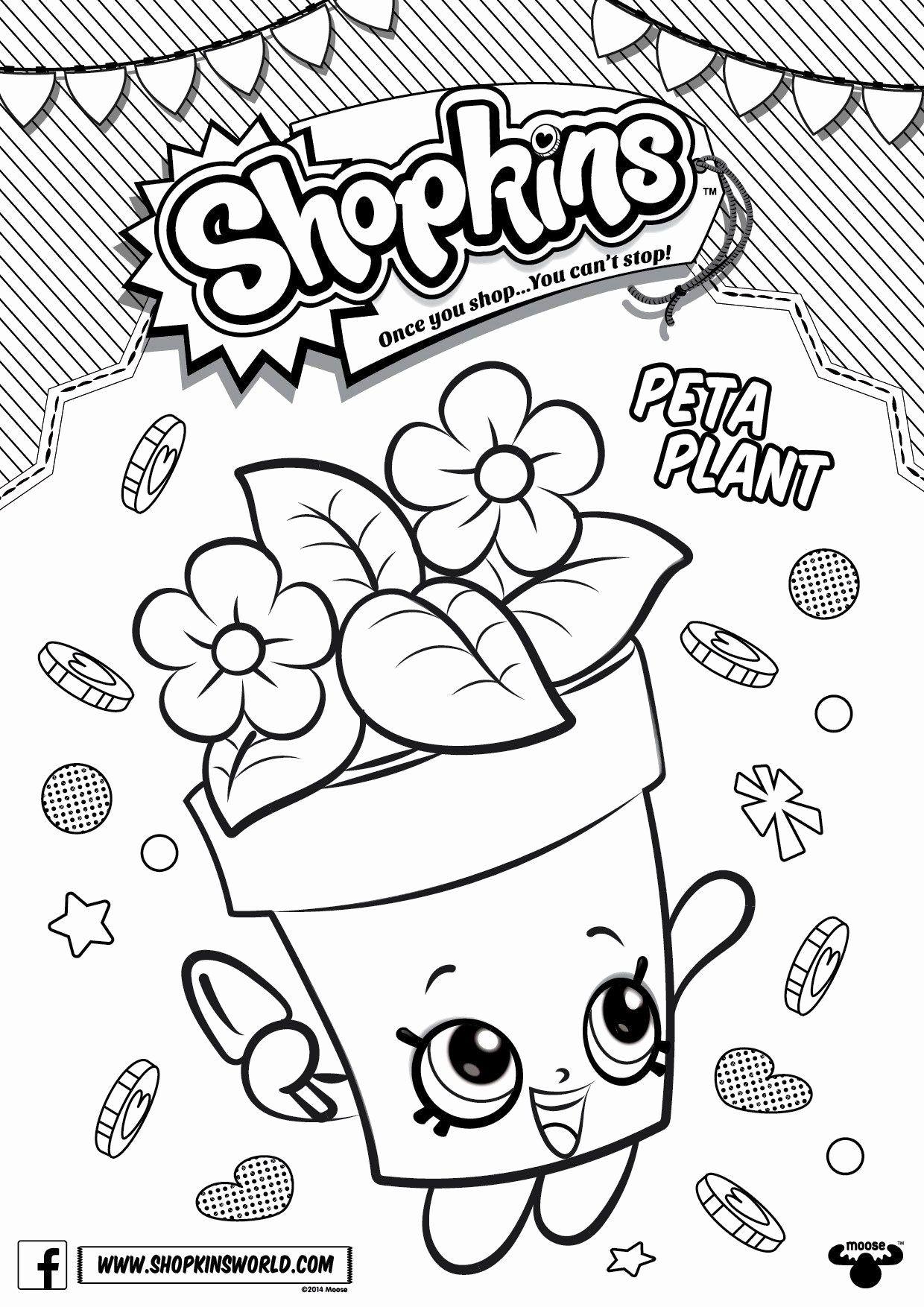 Christmas Shopkins Coloring Pages Fresh 26 Shopkins Printable Coloring Pages Download Coloring Sheets Warna Kartun Gambar