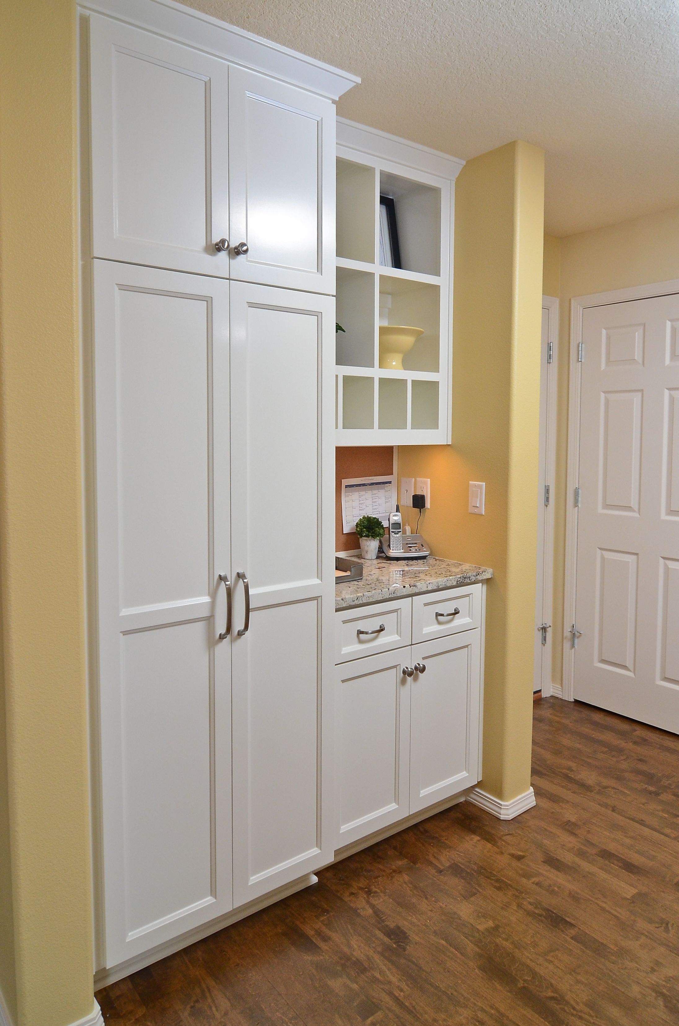 Best Gourmet's Dream Home Remodeling Command Center Kitchen 400 x 300