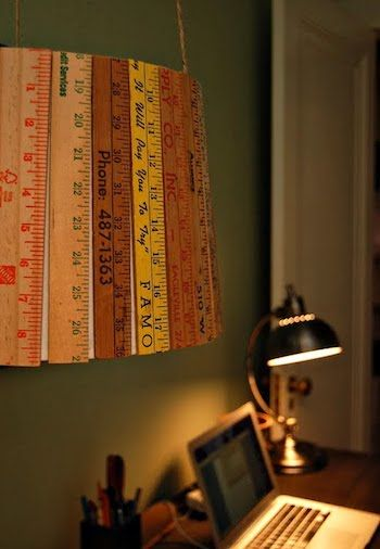 15 Awesome DIY Yardstick Projects