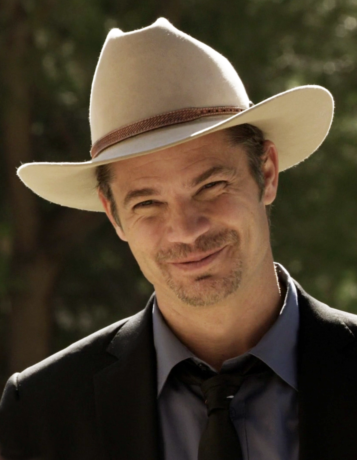 2136b2d806540 Timothy Olyphant as Raylan Givens in Justified Season 2 Episode 1 -The Dose  Makes the Poison-