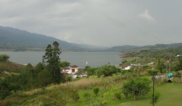 LAGO CALIMA, Valle del Cauca Colombia