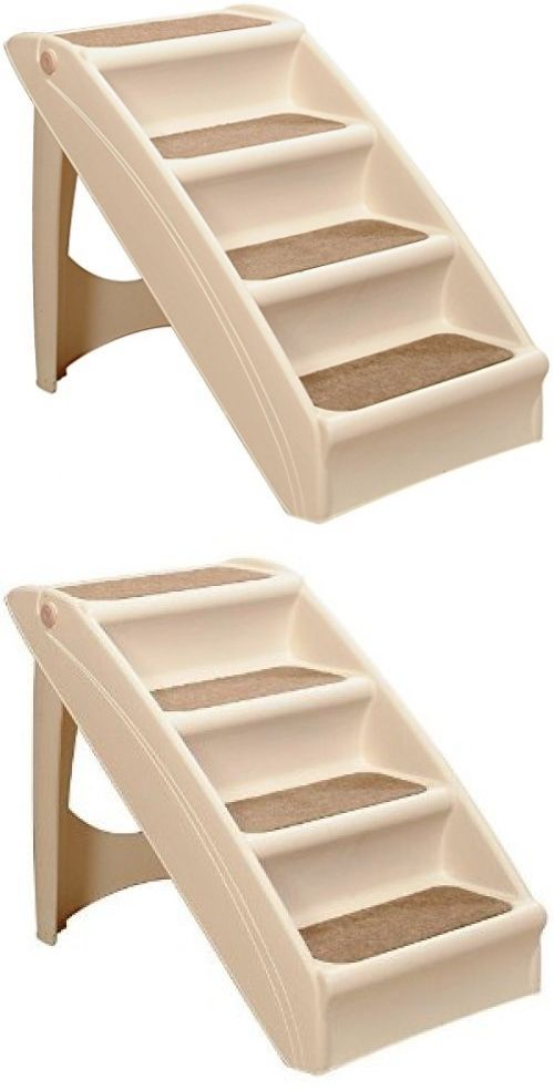 Best Ramps And Stairs 116389 Dog Stairs For Beds Steps Doggie 400 x 300