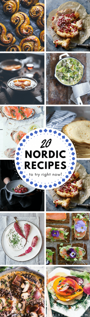 Nordic Dishes The View From Great Island In 2020 Nordic Recipe Scandinavian Cuisine Good Healthy Recipes