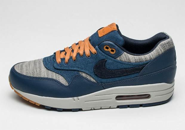 Nike Mixes Up Premium Materials For Upcoming Air Max 1 Release #thatdope #sneakers #luxury #dope #fashion #trending