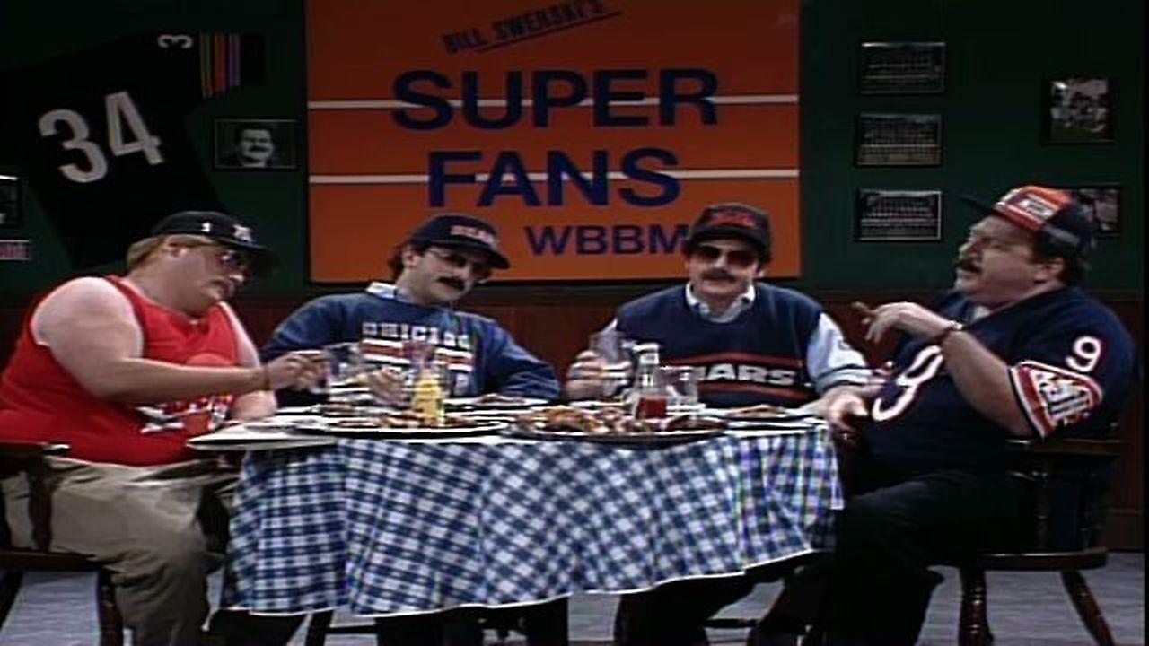 Bill Swerski's Chicago Superfans Saturday night live