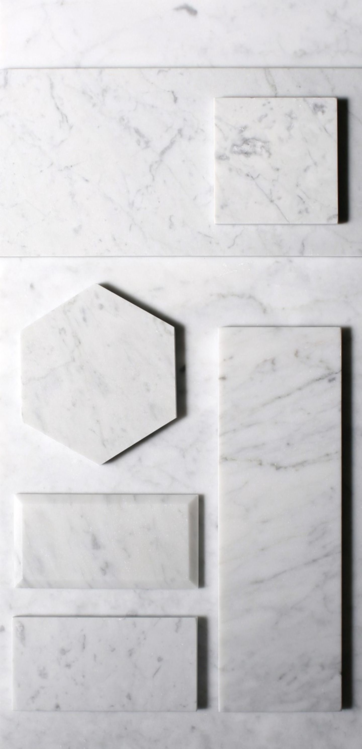 Cle Carrara 4 X4 X3 8 Square With Images Carrara Marble Tile Carrara Tiles Marble Wall Tiles