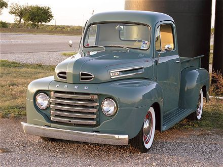 Classifieds for 1948 Ford F1 - 11 Available