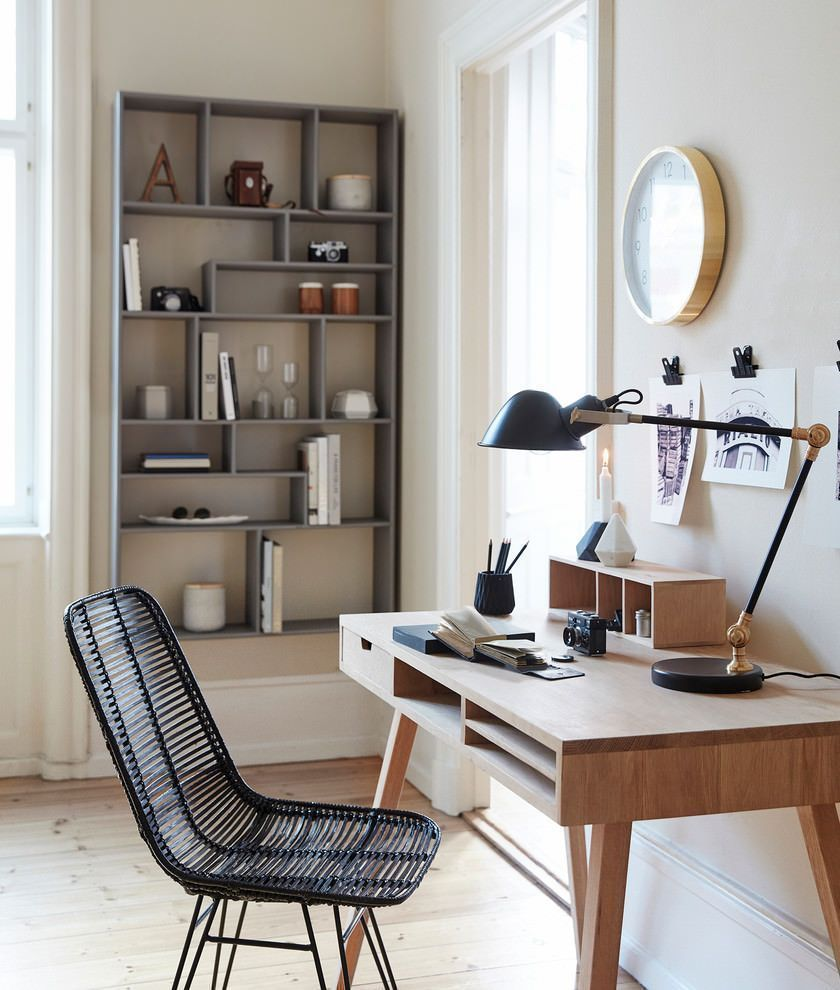 Work Happily With These 50 Home Office Designs For Men