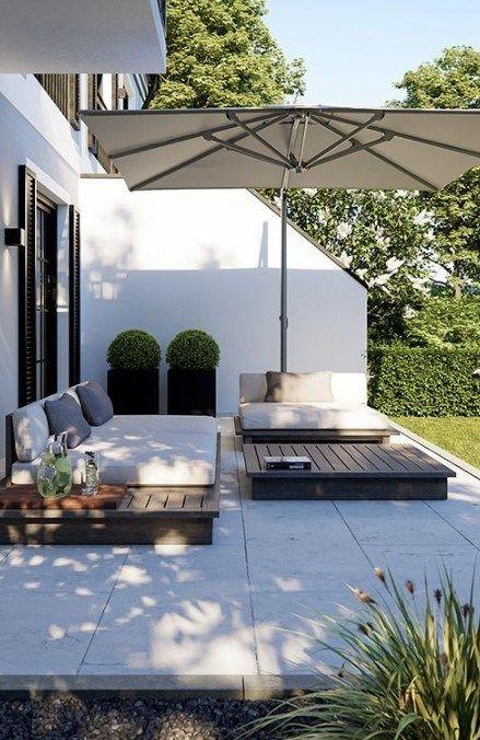 15 Futuristic Backyard Garden Design Ideas
