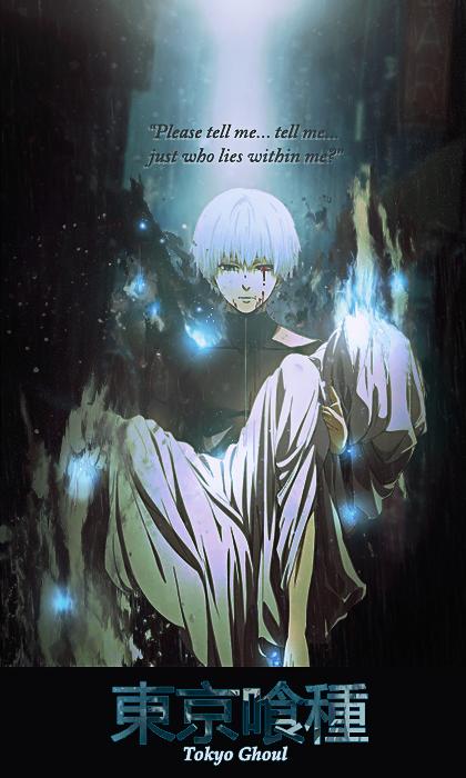 Tokyo Ghoul - Kaneki and Hide by Artemis-Graphics on DeviantArt
