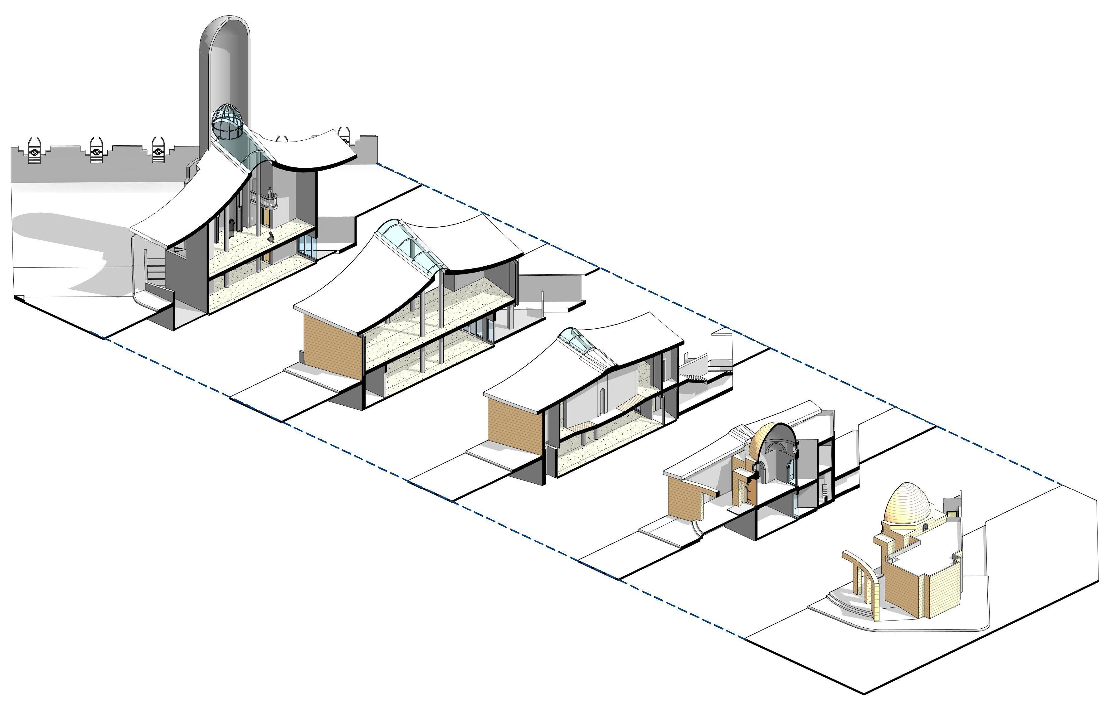 3d Diagram By Revit Revit Tutorial Architecture Revit
