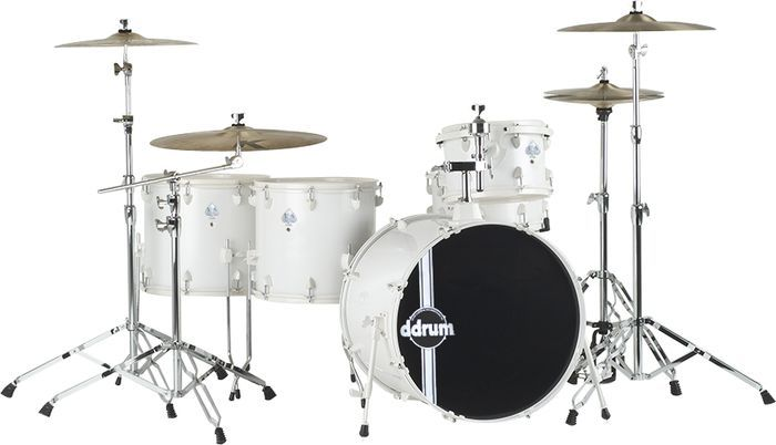 Click Image Above To Purchase Ddrum Diablo Punx 5 Piece Drum Set