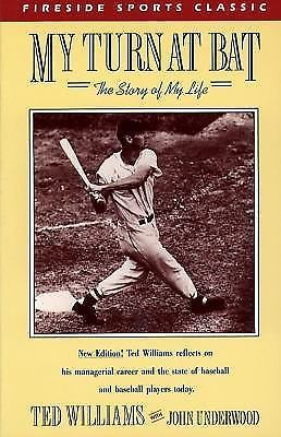 Baseball autobiography books