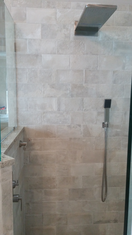 Jacksonville Bathroom Remodel Tile Emil Kotto Avana Accent