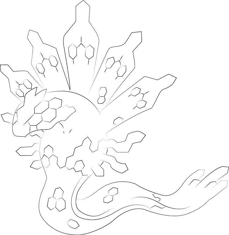 Pokemon Coloring Pages Zygarde Pokemon Coloring Pages Pokemon Coloring Coloring Pages