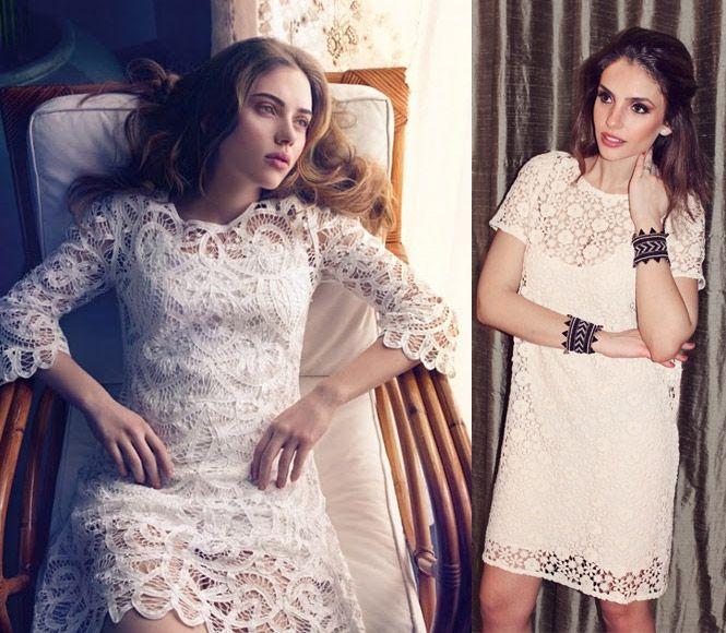 Vestidos de Guipir: 65 fotos com modelos de arrasar!