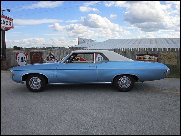Pin On Impala Caprice 1965 And Up