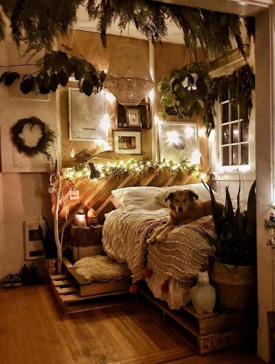 autumn cozy aesthetics   Bedroom decor for couples ...