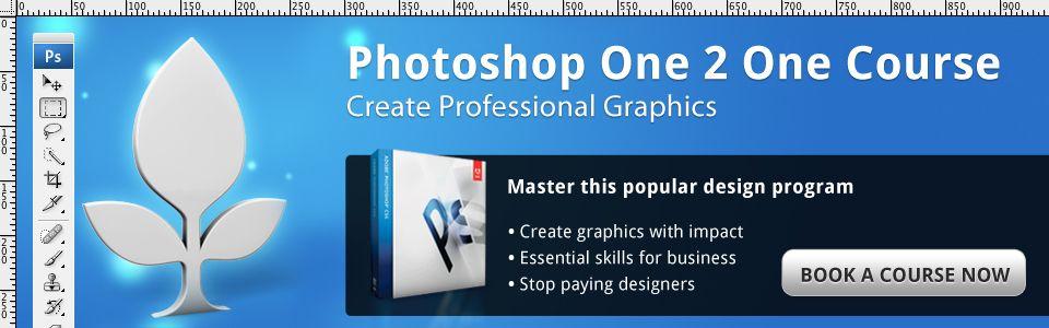 Photoshop One 2 One Course Course Web Web Development Design Design Program