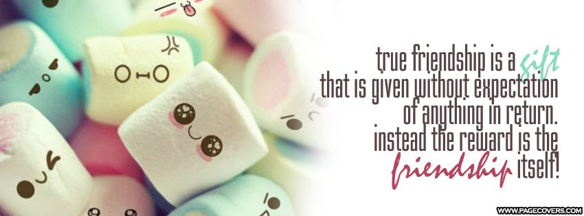 Image Detail For Friendship Quotes Facebook Covers Category