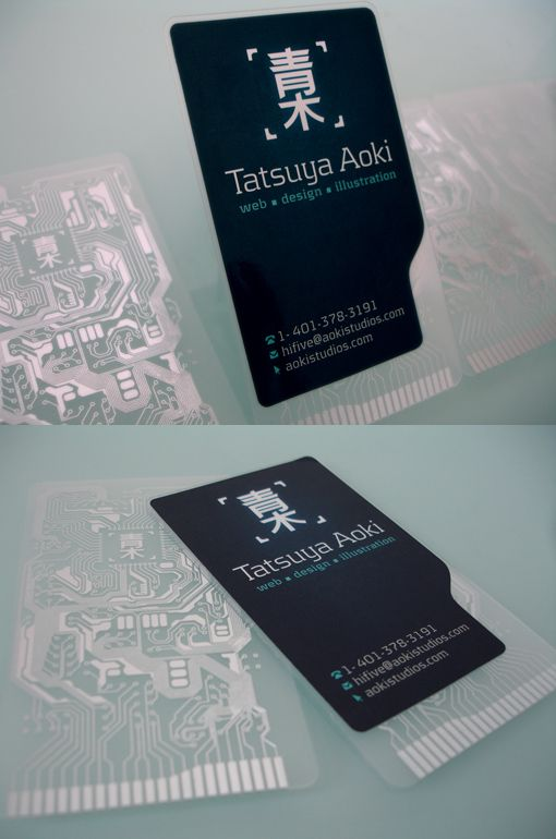 Beautiful Business Card Design For Your Inspiration