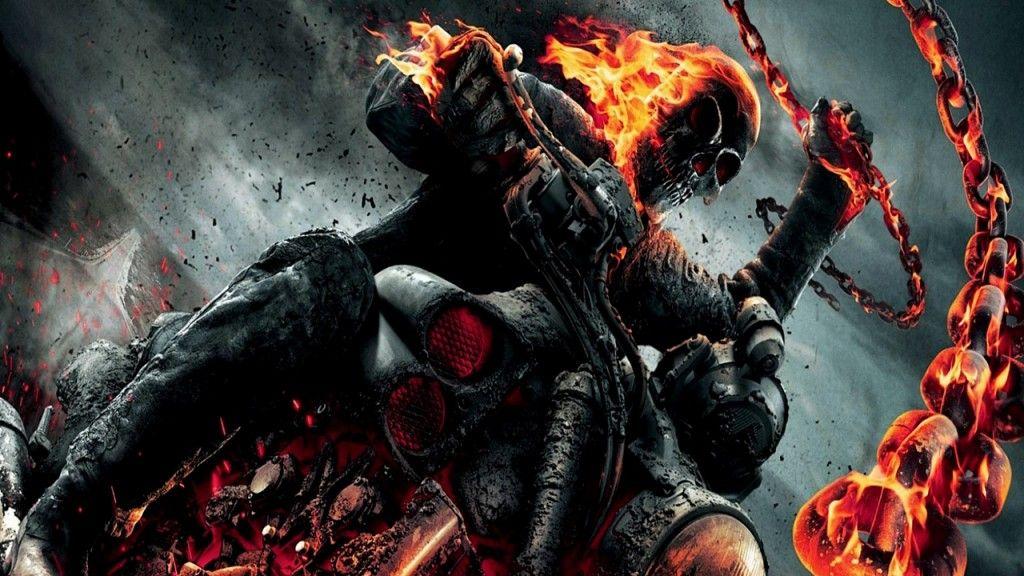 Ghost Rider Spirit Of Vengeance By Jerad S Marantz Horror 3d Cgsociety Ghost Rider Marvel Ghost Rider Wallpaper Ghost Rider